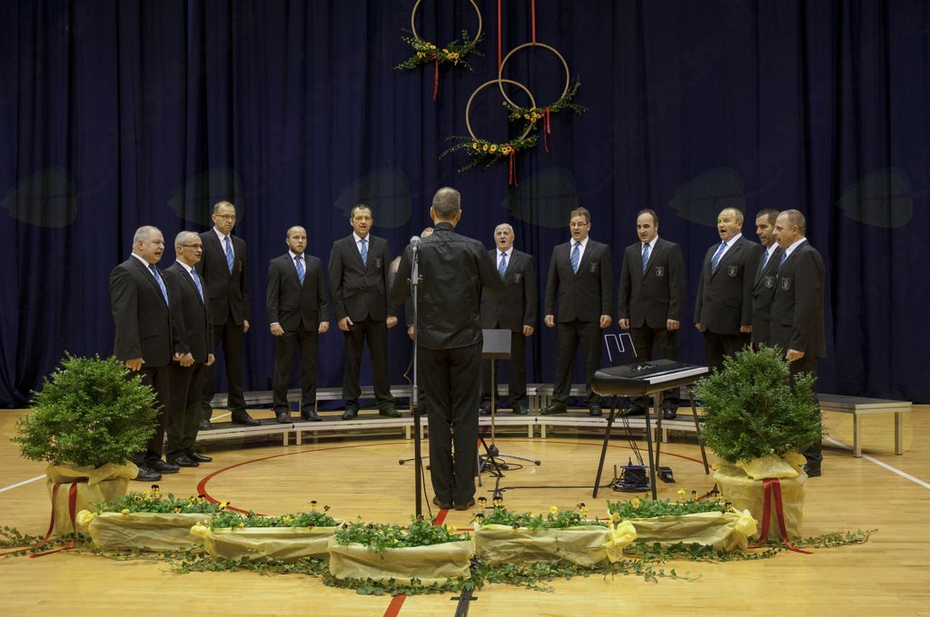Moški pevski zbor »KRAS« Opatje selo