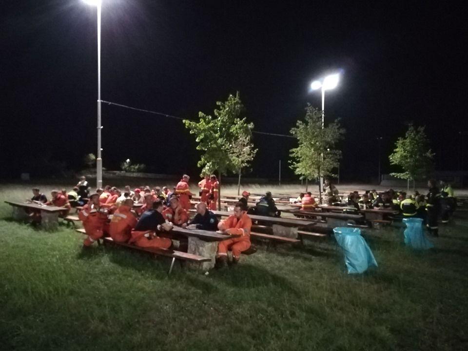 Požar na Cerju 2019