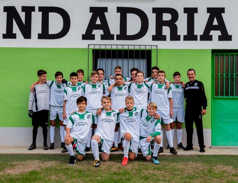 ND Adria sodeluje z Udinese calcio