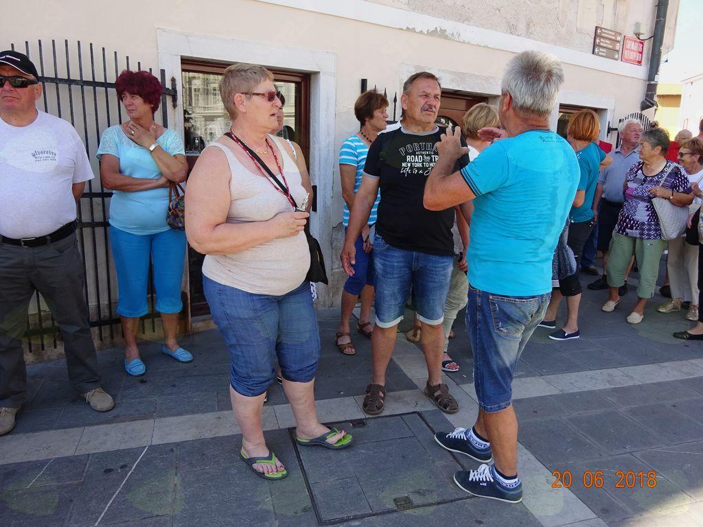 Upokojenski izlet na Primorsko, junij 2018
