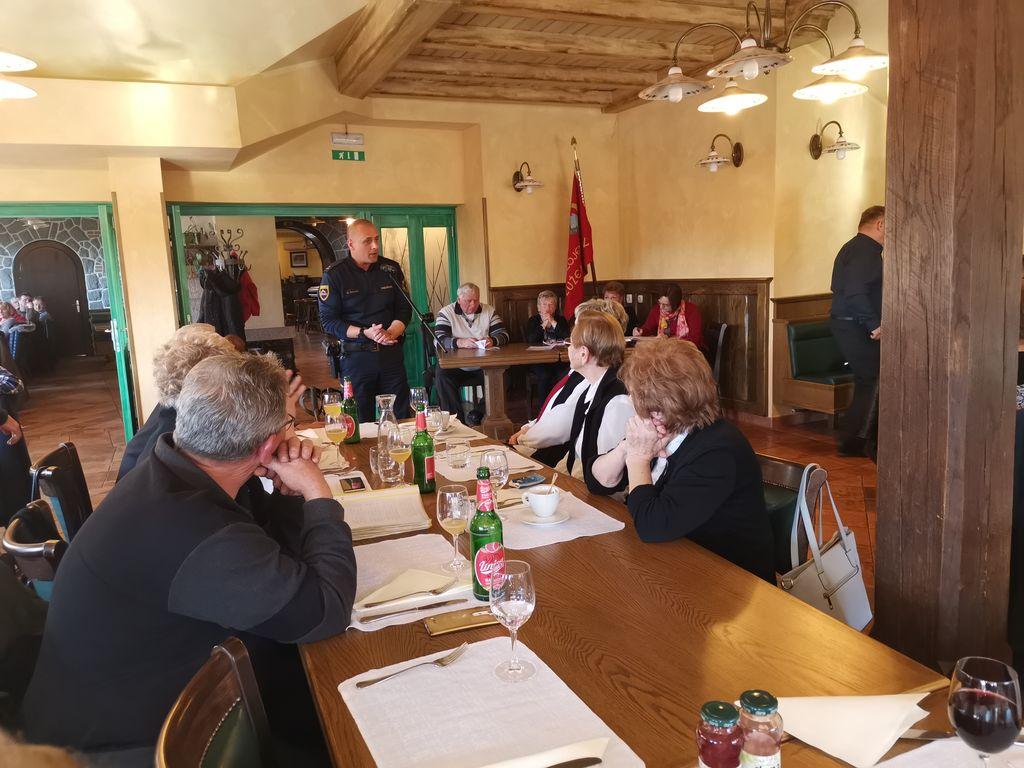 Redni letni občni zbor DU Žužemberk 2020