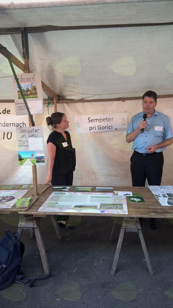 Občina Šempeter-Vrtojba predstavljena na uvodnem srečanju partnerjev projekta EdiCitNet