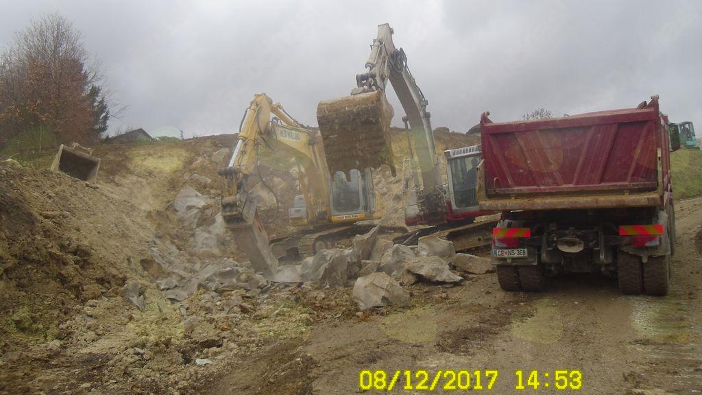 Obvestilo - konec gradbenih del na cesti Škarnice