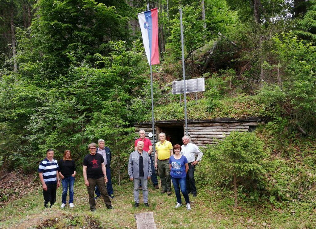 Združenje borcev NOB Šentjur - za Dan zmage, 9. maj