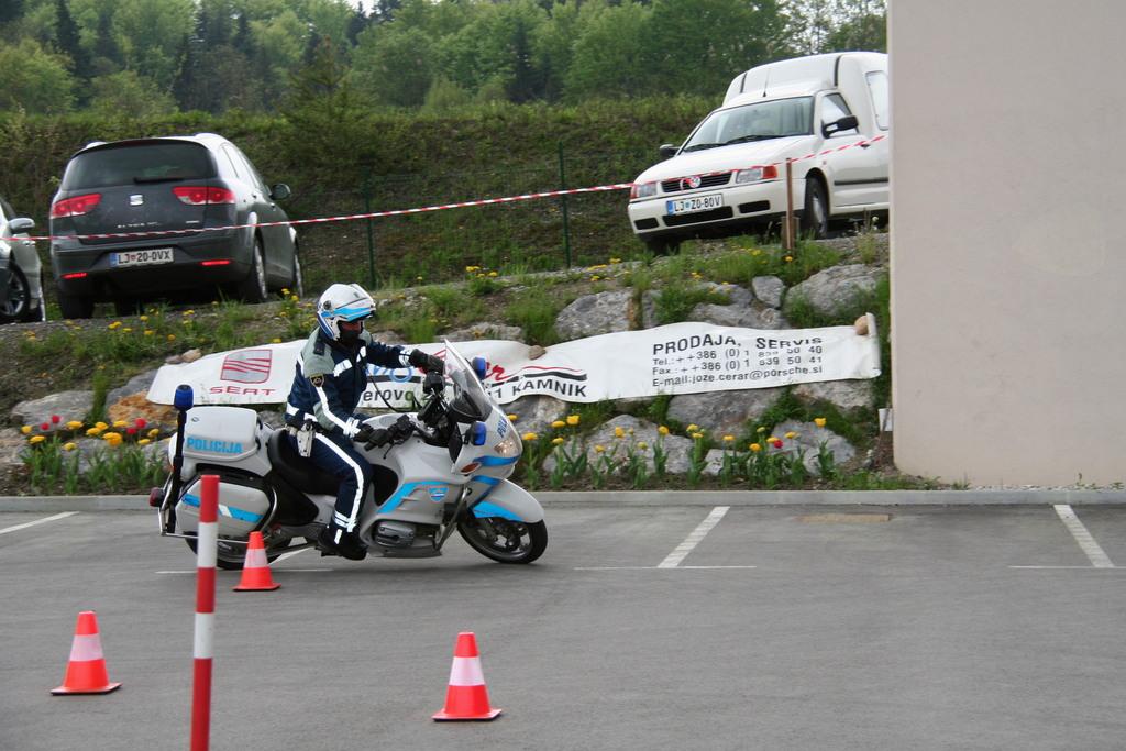 Motoristi in kolesarji varno na cesto 2017