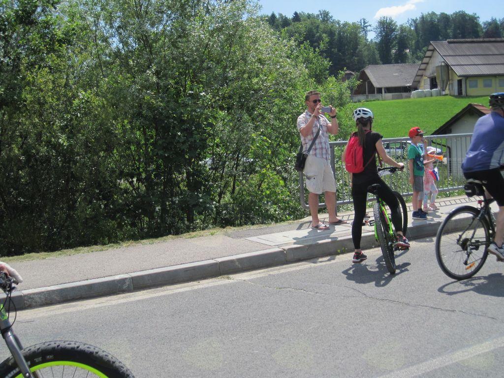 oTo družinski kolesarski praznik občine Lukovica