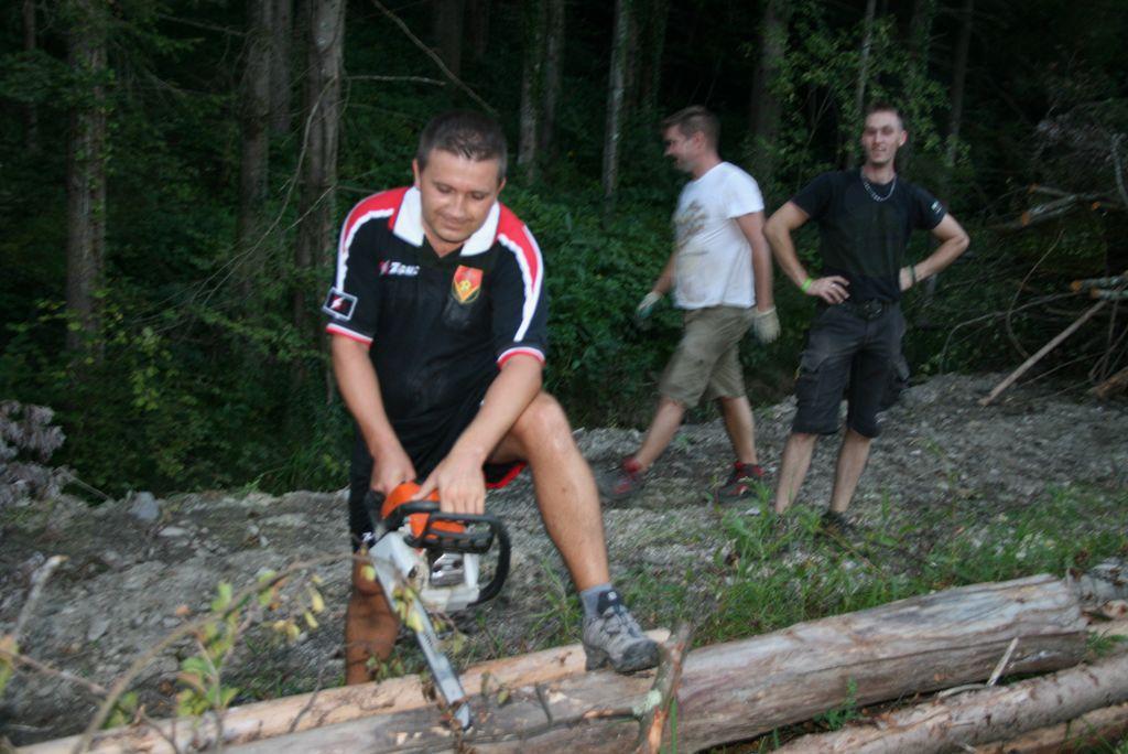 Športni park Marjana Pozniča v Trnjavi počasi raste