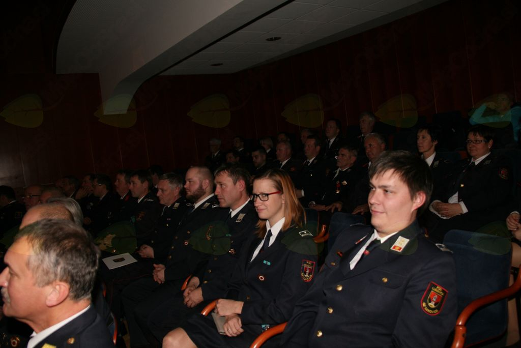 Slavnostna akademija ob 20-letnici Gasilske Zveze Lukovica