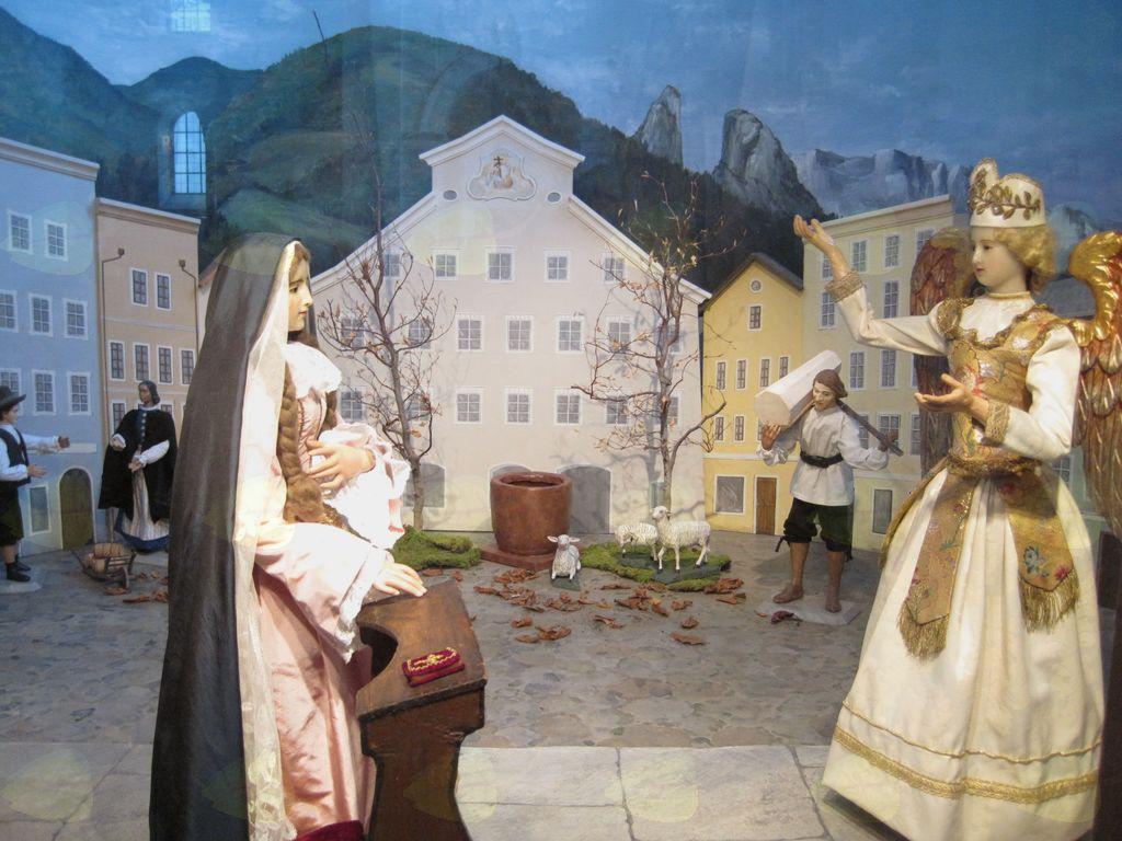 Adventno romanje v  Hallein in Salzburg