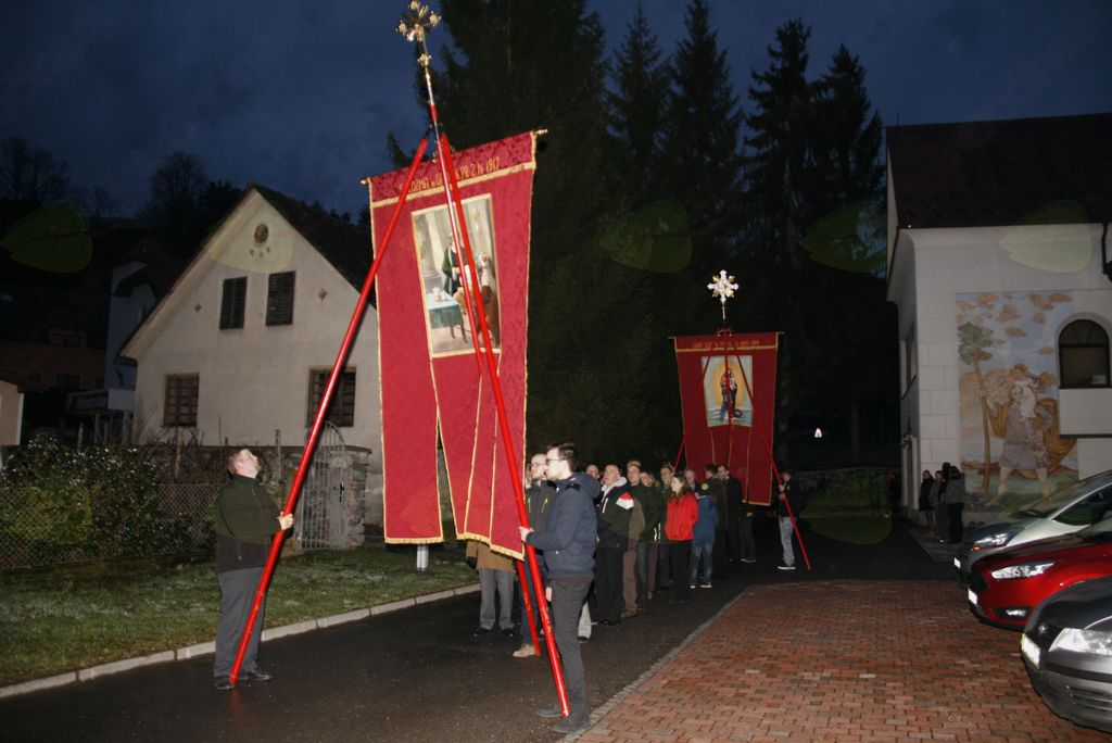 Velika noč v župniji sv. Tomaža v Krašnji