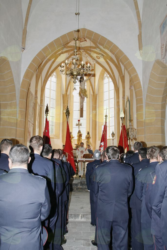 Sveti Florjan zavetnik gasilk in gasilcev