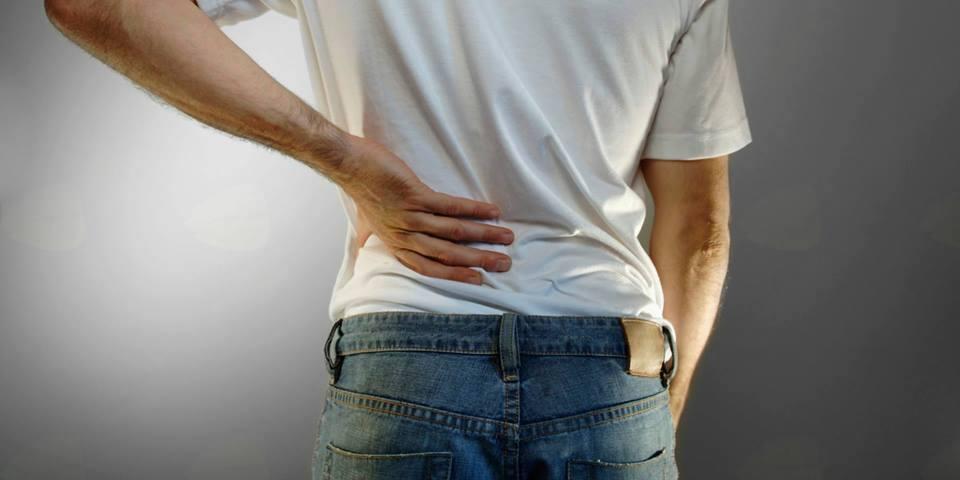 Bolečine v hrbtu? Ne, hvala.