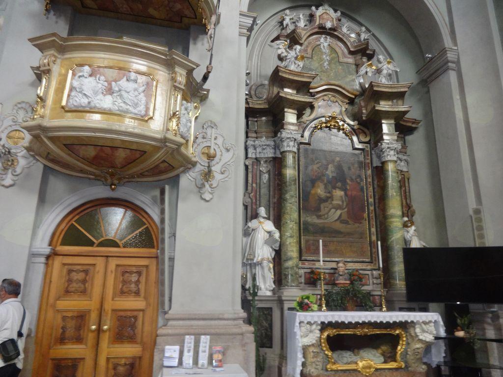 Gotska katedrala Marijinega vnebovzetja v Bolzanu