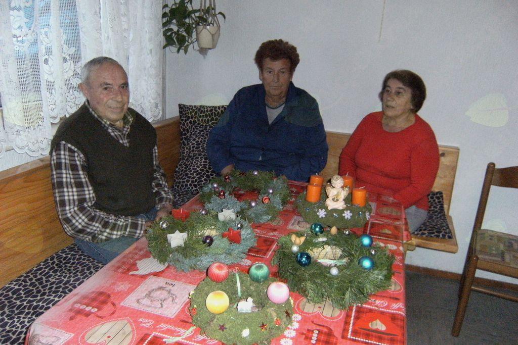 Invalidi in veseli december