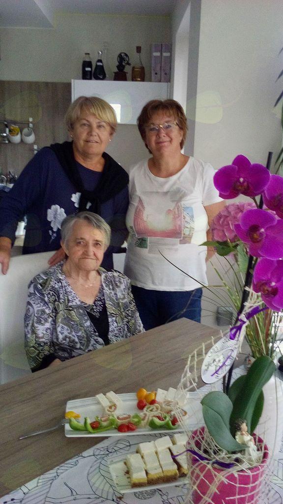 95 let Blanke Grbac