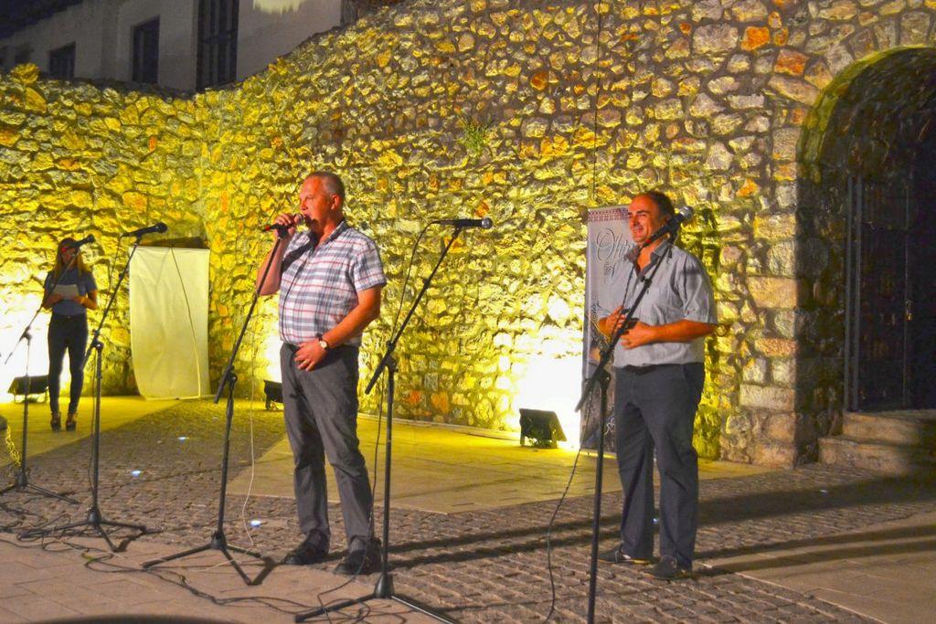 Miran Rustja in Zoran Strezovski