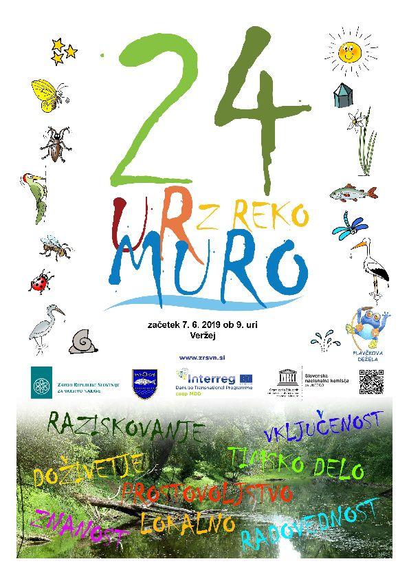24 ur z reko Muro