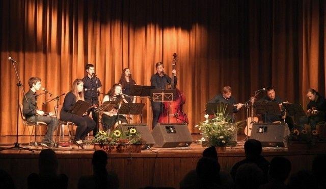 Veržejski tamburaši navdušili obiskovalce na koncertu v Razkrižju