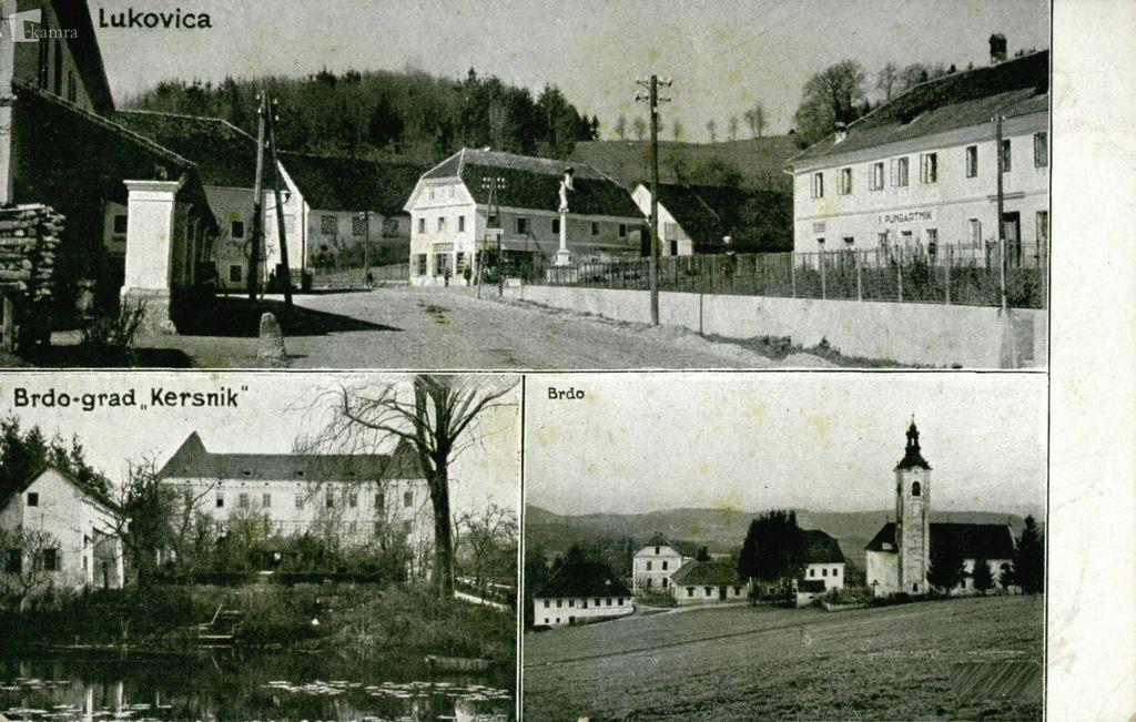 Grad Brdo pri Lukovici z okolico: po poteh pisatelja Janka Kersnika