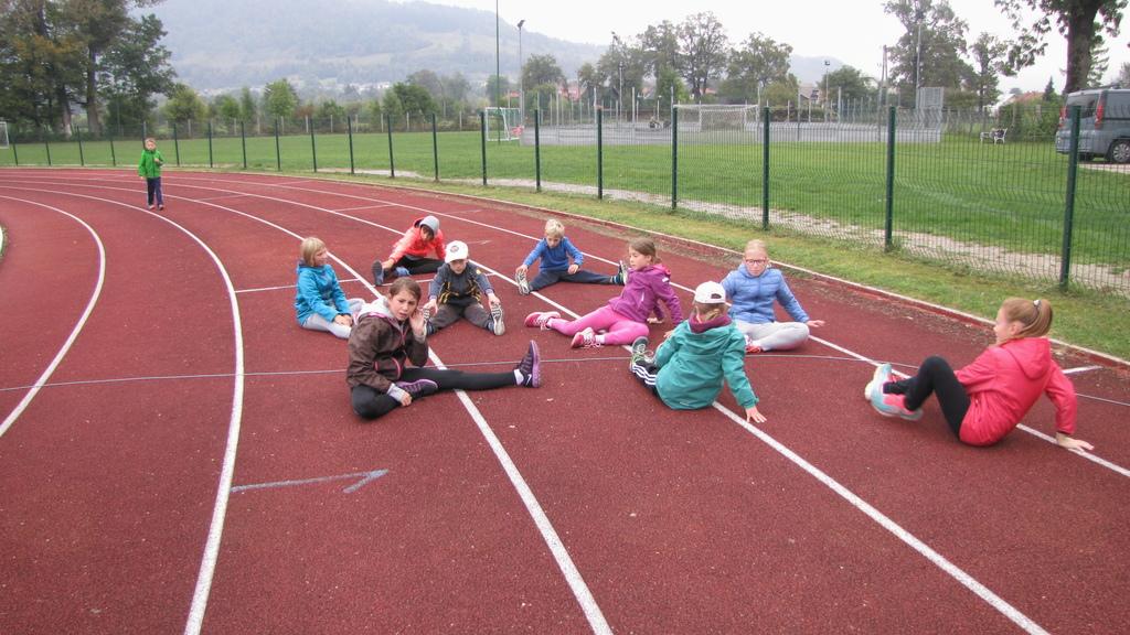 """Mednarodni atletski miting """" ZVEZDE PRIHODNOSTI """"  Bled 2016"""