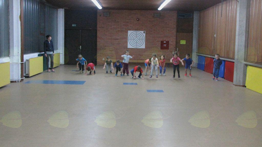 Treningi in vadba blejskih atletov