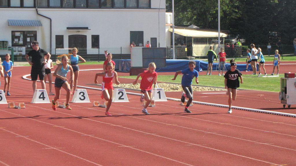 Državno prvenstvo v atletiki za mlajše kategorije