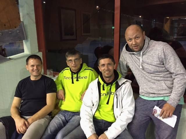 Zaključek uspešne sezone 2016 TK Mengeš z visoko zmago nad Radomljani