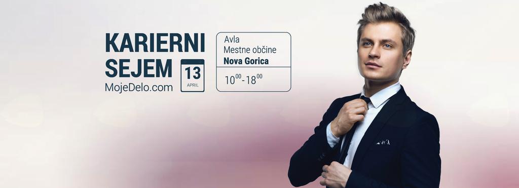 Regionalni karierni sejem MojeDelo.com 2017 – Nova Gorica