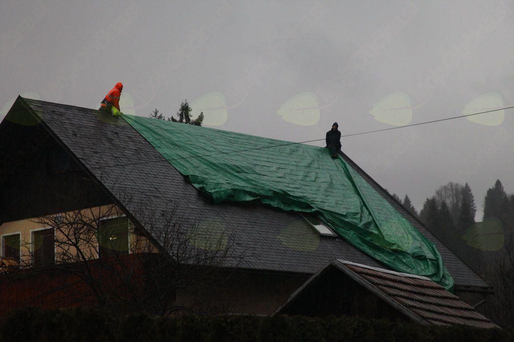 Odkrita streha (avtor fotografije Stane Klemenc)