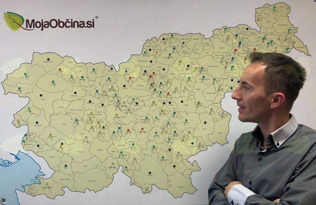 Matjaž Rekič, direktor podjetja Prims d.o.o.