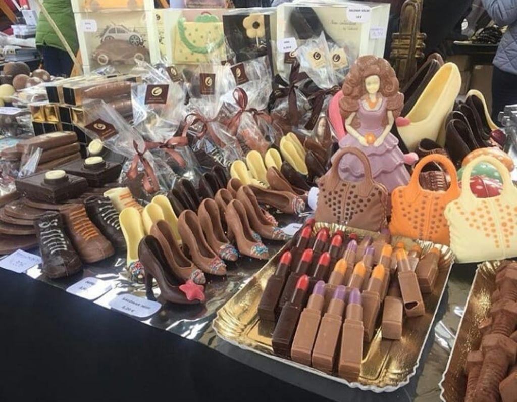 Z muzejskim vlakom na Festival čokolade