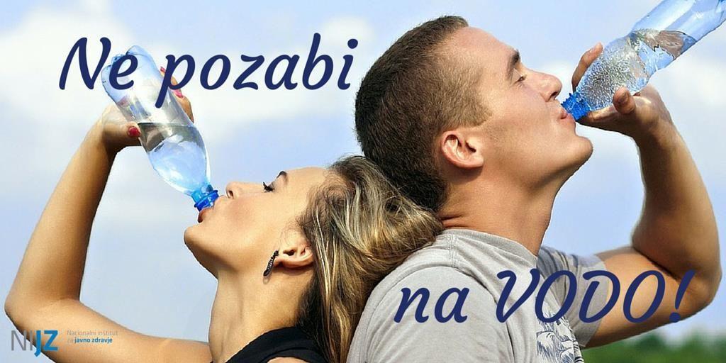 Z vodo do boljšega počutja