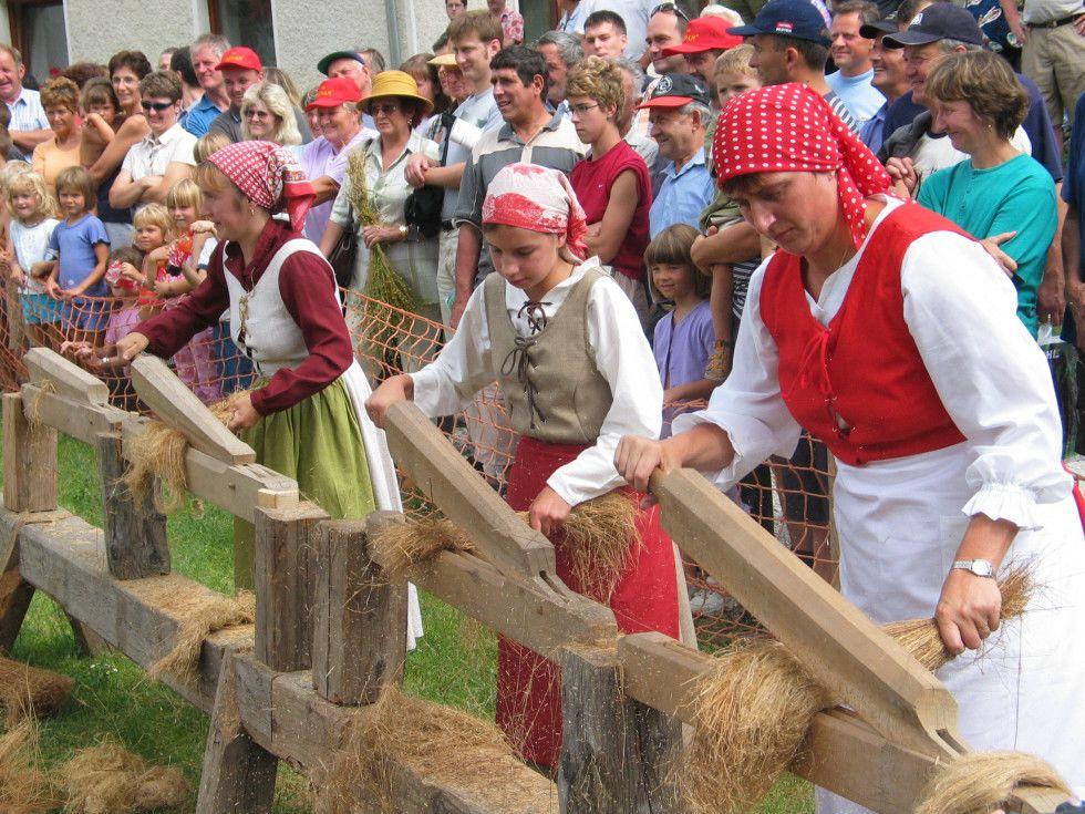 15. oktober je Svetovni dan kmetic