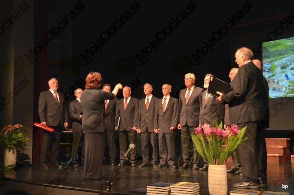 17. srečanje upokojenskih pevskih zborov Koroške pokrajinske zveze
