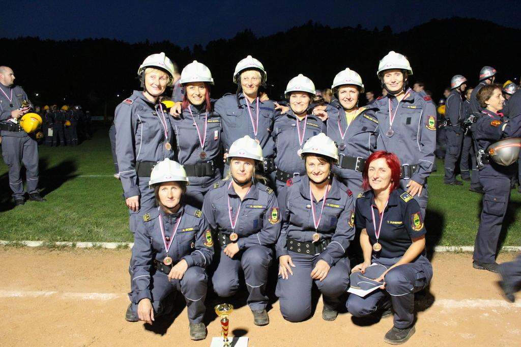 Najboljše slovenske gasilske ekipe tekmovale v Zrečeh