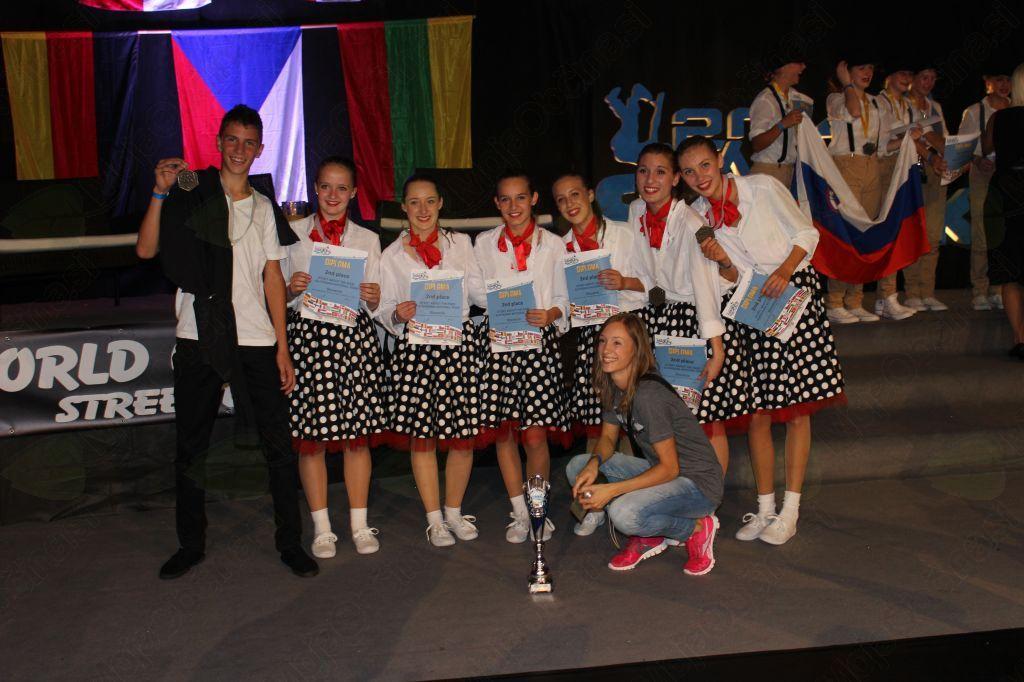 Uspeh plesalcev plesnega društva BPS Radovljica