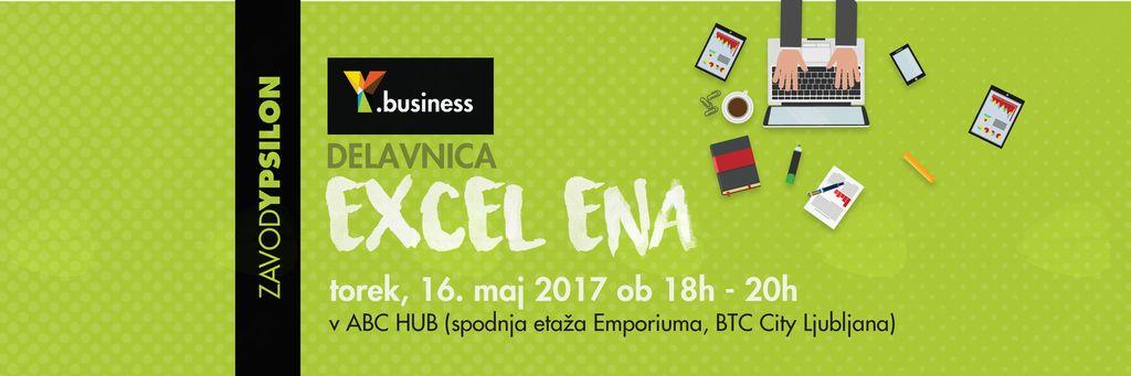 Y.business delavnica Excel 1
