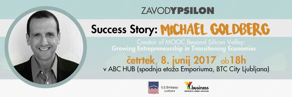 Y.business Success Story: Michael Goldberg
