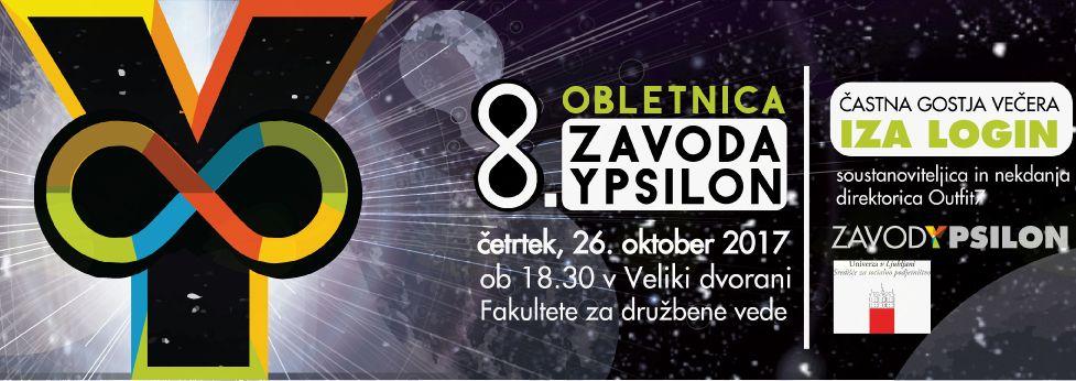 8. obletnica Zavoda Ypsilon