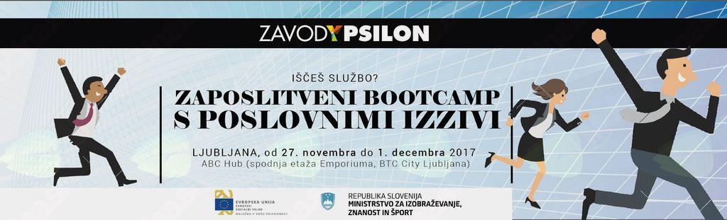 Made with Y: Zaposlitveni Bootcamp