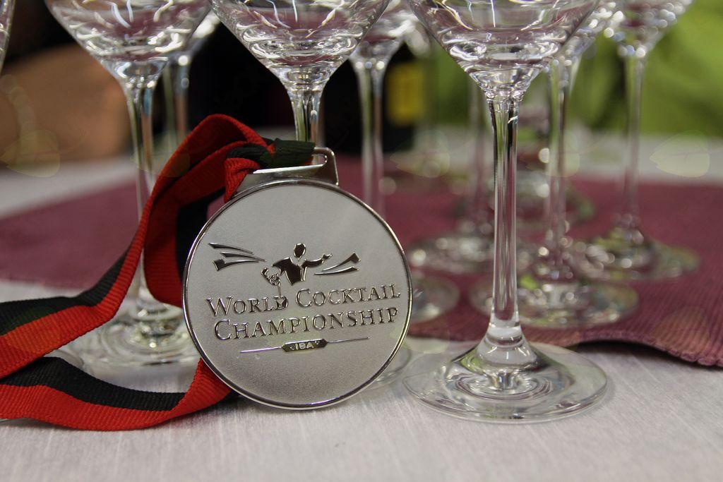 Srebrna medalja, kategorija aperitivni koktajl