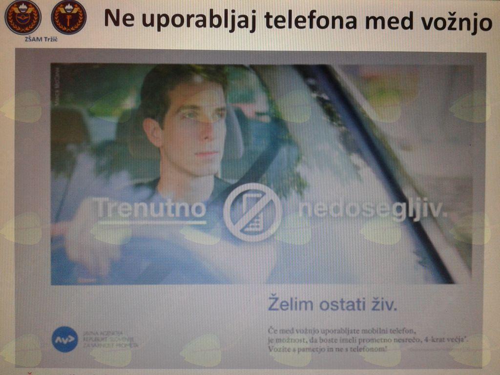 """Nacionalna preventivna akcija """"Mobilni telefon"""""""