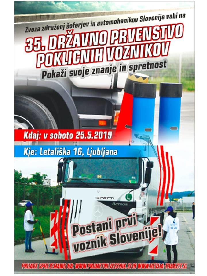 35. državno prvenstvo poklicnih voznikov