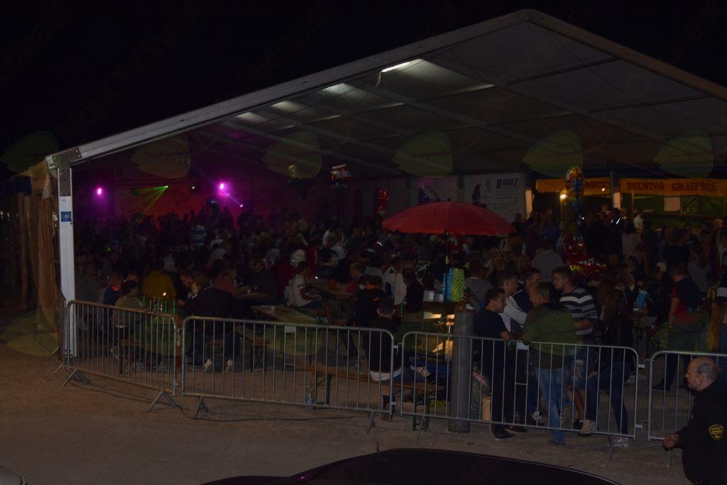 3. noč na Gradiškem jezeru in 15. tradicionalni tek okoli jezera