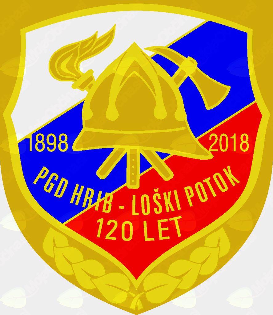 Prireditev ob 120-letnici delovanja PGD Hrib - Loški Potok
