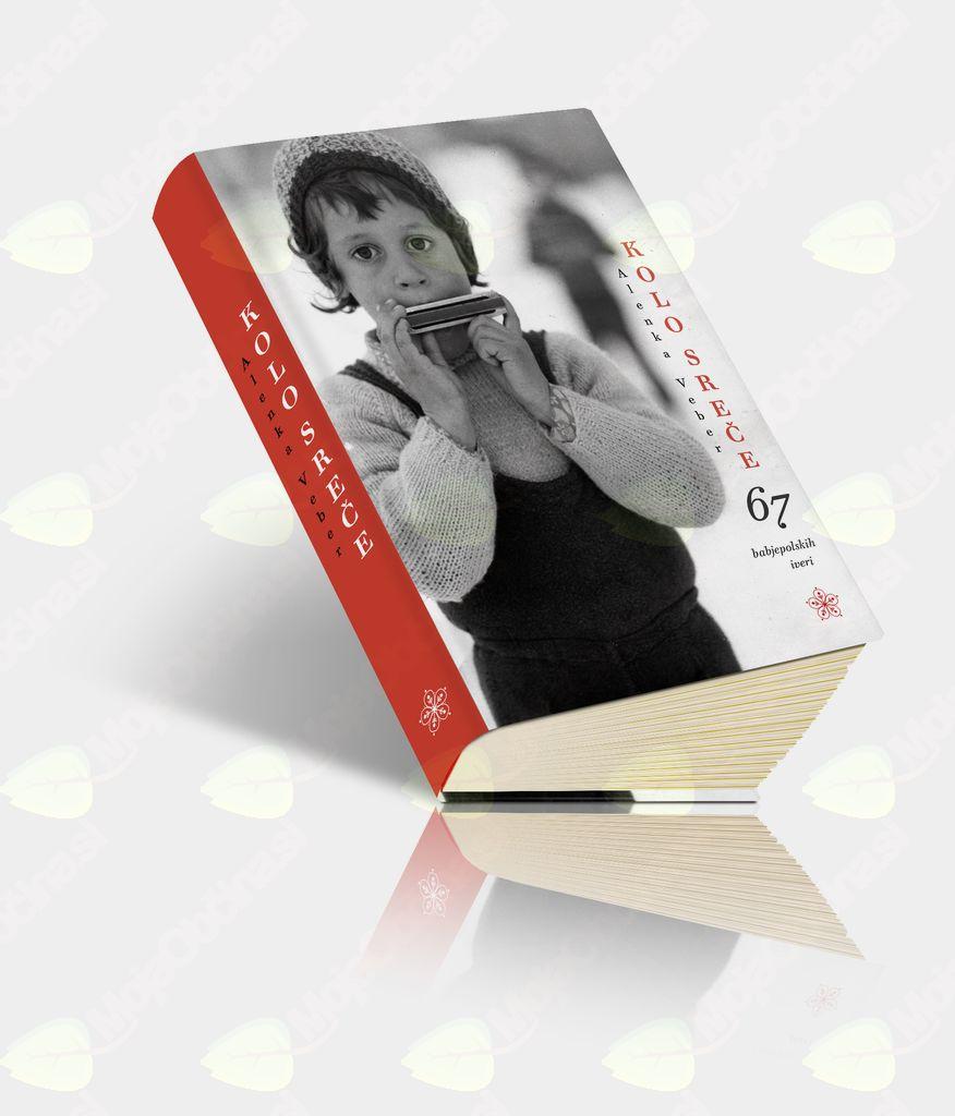Predstavitev knjige Alenke Veber: Kolo sreče.