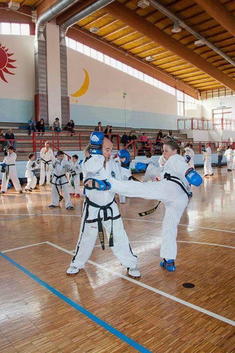 Taekwon-do klub Radovljica na seminarju v Padovi