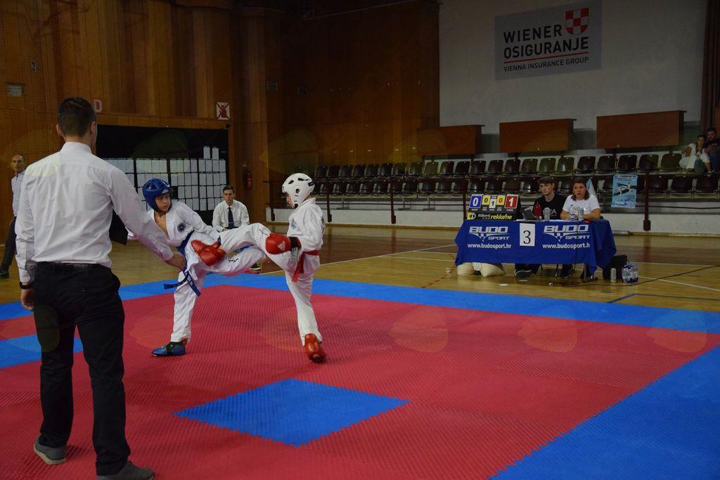 Radovljiški taekwon-doisti so prinesli 4 zlate medalje iz Dubrovnika !!