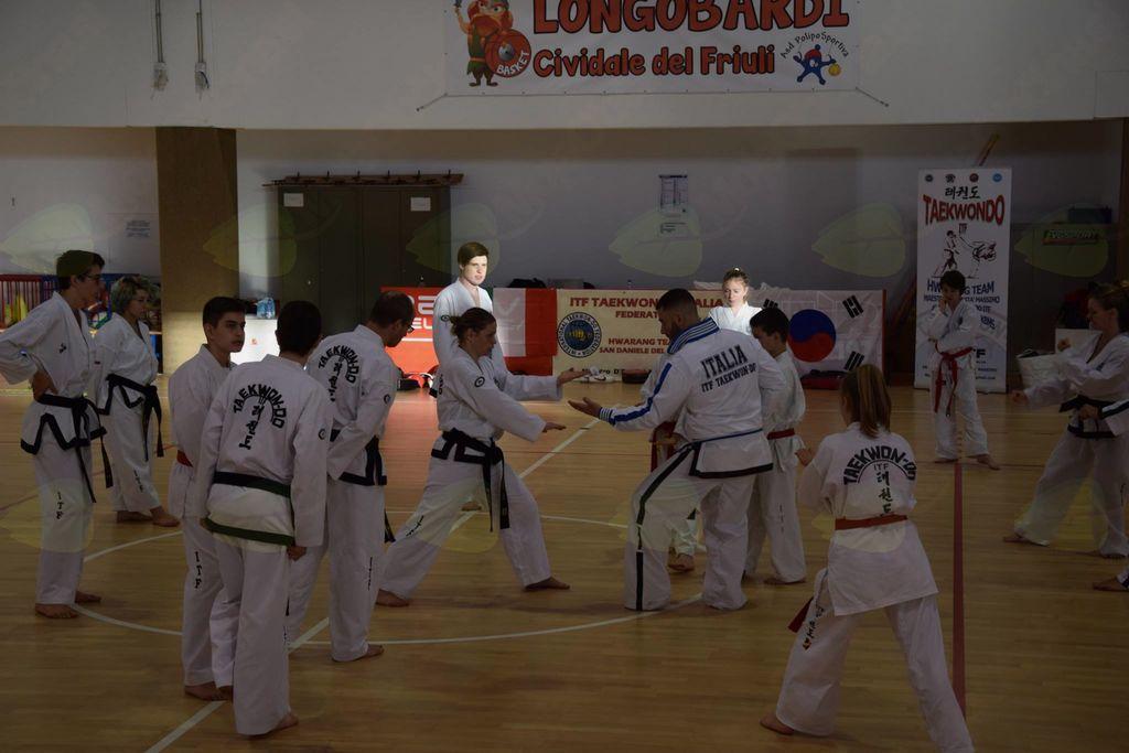 Mednarodni seminar Taekwon-do ITF