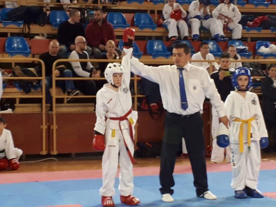 Radovljiški Taekwon-doisti uspešni v Srbiji!